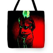 Croquis With Shadows Tote Bag