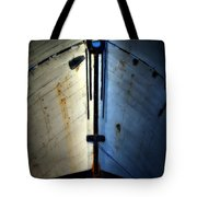 Cross Bow Tote Bag