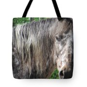 Cross Breed Horse Tote Bag