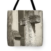 Cross Charleston Sc Tote Bag