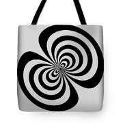 Cross Eyed Tote Bag