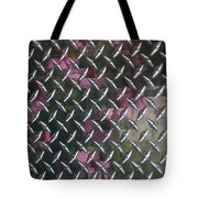 Cross Hatch Tote Bag
