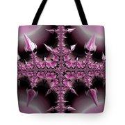 Cross Of Thorns Tote Bag