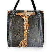 Cross Of Trier Tote Bag