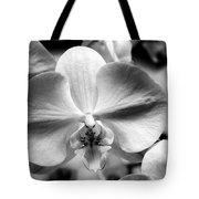Cross Orchid Tote Bag