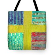 Cross -vegetable- Garden Tote Bag