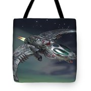 Cross Wing Tote Bag