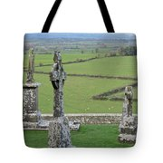 Crosses Of Cashel Tote Bag