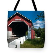 Crossing Carlton Tote Bag