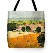Crossing Paradise Tote Bag