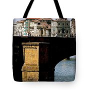 Crossing The Arno Tote Bag