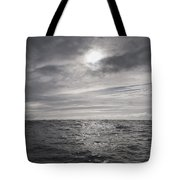 Crossing The Celtic Sea Tote Bag