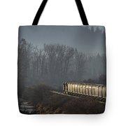 Crossing The Delta  -  150310a-021 Tote Bag