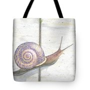 Crossing The Finish Line Tote Bag