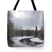 Crossing.jpg Tote Bag