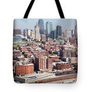 Crossroads Arts District Kansas City Mo Tote Bag