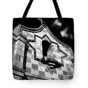 Crosstower Tote Bag