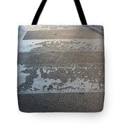 Crosswalk Shadow 1 Tote Bag