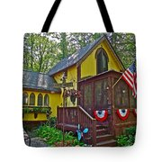 Crowell's Thicket In Asbury Grove In South Hamilton-massachusetts  Tote Bag