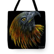 Crowhawk Original Tote Bag