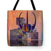 Crown 127 Tote Bag