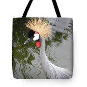 Crown Bird 1 Tote Bag