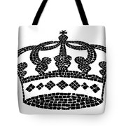 Crown Graphic Design Tote Bag