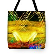 Crown Of Light Tote Bag