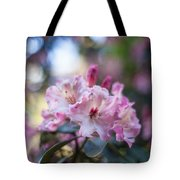 Crown Of Rhodies Tote Bag