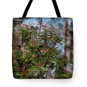 Crown Of Thorns - Featured In Beauty Captured And Nature Photography Groups Tote Bag
