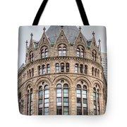 Crowned Roof Tote Bag