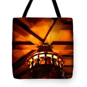 Crows Nest At Ship Tavern In The Brown Palace Hotel Tote Bag