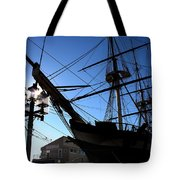 Crow's Nest Tote Bag