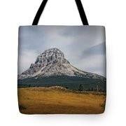 Crowsnest Mountain Tote Bag