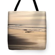 Croyde At Dusk Tote Bag