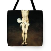 Crucifixion Of Christ Tote Bag