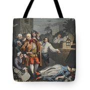 Cruelty In Perfection, From The Four Tote Bag