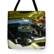 Cruise-in Car Show Vii Tote Bag