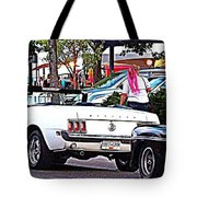 Cruise Line Tote Bag