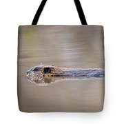 Cruisin' Beaver Tote Bag