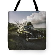 Cruising Into The Weekend.. Tote Bag