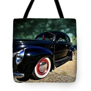Cruising The Theater Tote Bag