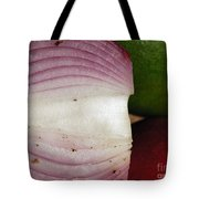 Crumby Onion  Tote Bag