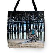 Crusin The Beach Tote Bag