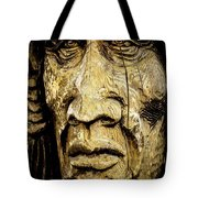 Crying Feathers Tote Bag