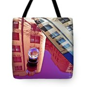 Crystal Ball Project 60 Tote Bag