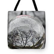 Crystal Ball Project 86 Tote Bag