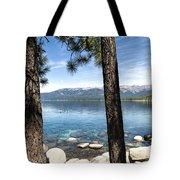 Crystal Bay Tote Bag