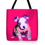Crystal Warhol Tote Bag