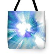 Crystal Blue Persuasion Tote Bag